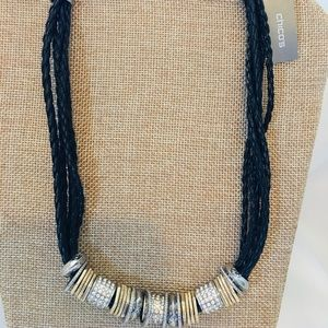 Chico's Fashion Statement Necklace NWT